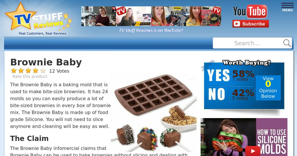 Brownie Baby Reviews - Too Good to be True?