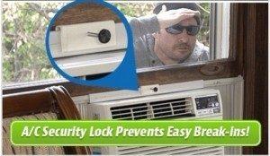 AC Security Lock