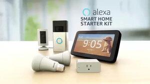 Alexa Smart Home Starter Kit