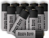 Atomic Beam Batteries