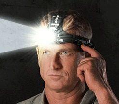 Atomic Headlight