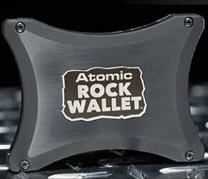 Atomic Rock Wallet