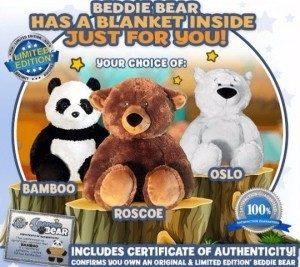 Beddie Bear