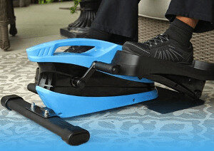 Blu Tiger Seated Elliptical