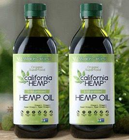 California Hemp Oil