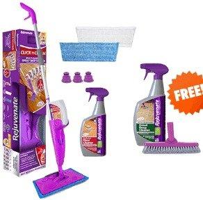 Click N Clean Mop