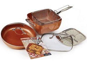 Copper Chef Pro Set