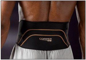 Copper Fit Back Pro