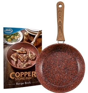 Copper Stone Pan