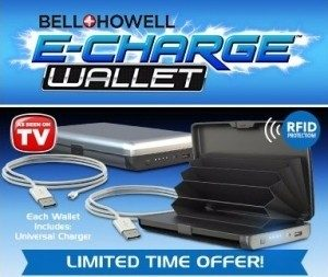 e777cd6af6986 E Charge Wallet Reviews - Too Good to be True