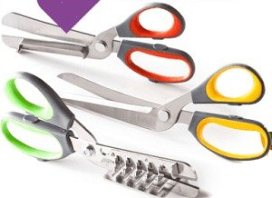 FlavorSlice Kitchen Shears
