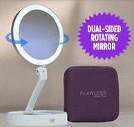 Flawless Folding Mirror