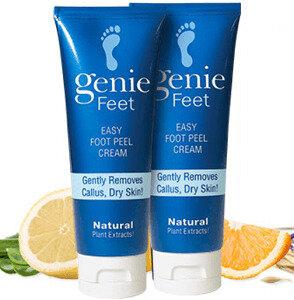 Genie Feet