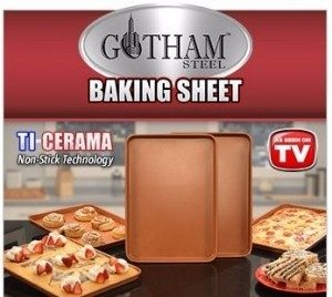 Gotham Steel Baking Sheet Reviews Too Good To Be True