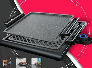 Granitestone Smokeless Grill