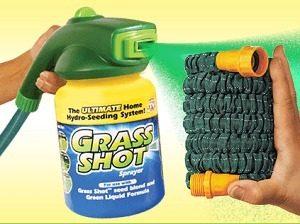 Grass Shot
