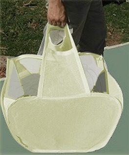 Handy Fold Laundry Basket