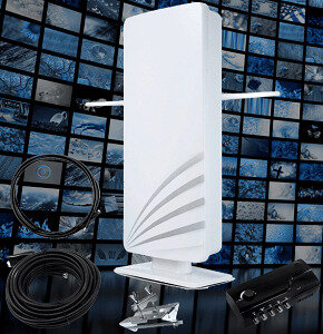 HD Free Unlimited Antenna