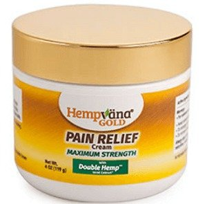 Hempvana Gold Pain Cream