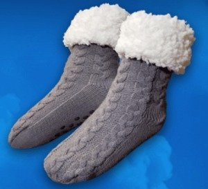 Huggle Slipper Socks