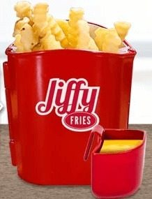 Jiffy Fries Hot Pod