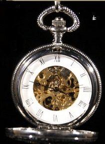 Kansas City Pocket Watch