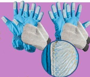 Magic Bristle Gloves
