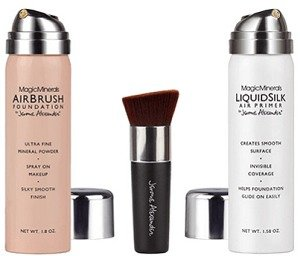 Magic Minerals Airbrush Foundation