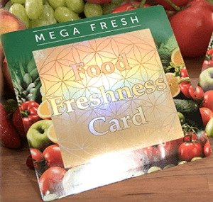 Mega Fresh Card