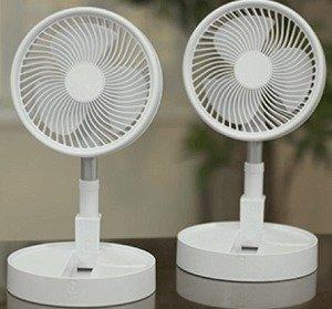 My Foldaway Fan