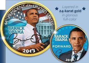 Obama Victory Dollar