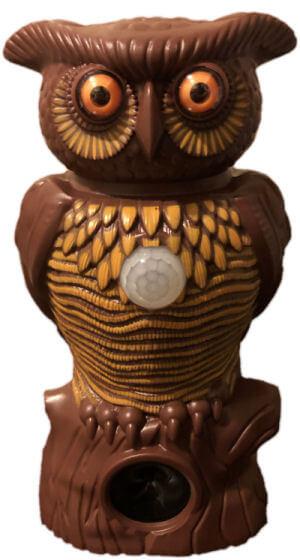 Owl Alert