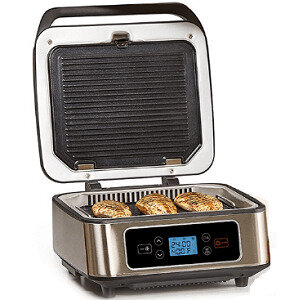 Shaq Smokeless Grill & Press