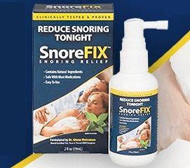Snore Fix