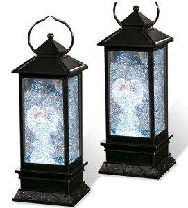 Snow N Glow Lantern