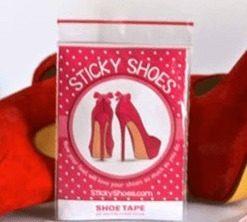 Sticky Shoes
