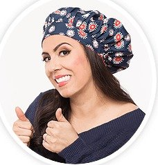 TIARA Shower Cap