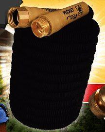 Top Brass Bullet Hose