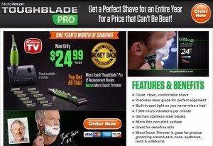 Tough Blade Pro