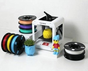 Toy Box 3D Printer