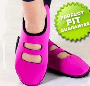 Tru Balance Slippers