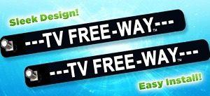 Tv Free-way Antenna