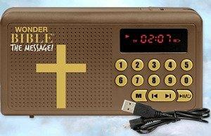Wonder Bible 'The Message'