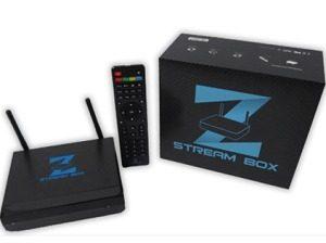 Z Stream Box