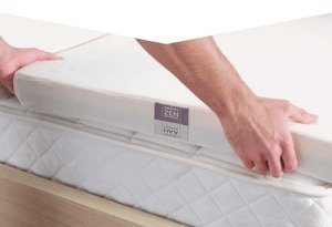 Zaahn Mattress Topper