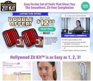 Hollywood Zit Kit