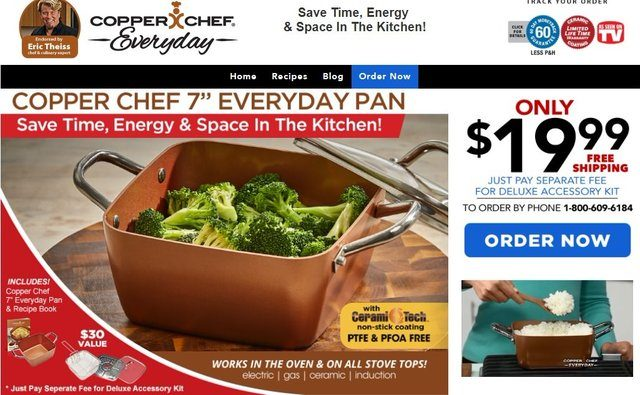Copper Chef Everyday Pan Reviews Too Good To Be True