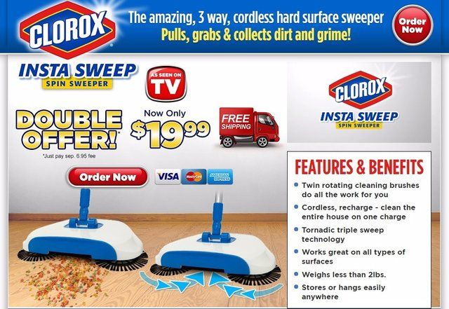 Clorox Insta Sweep Reviews Too Good To Be True