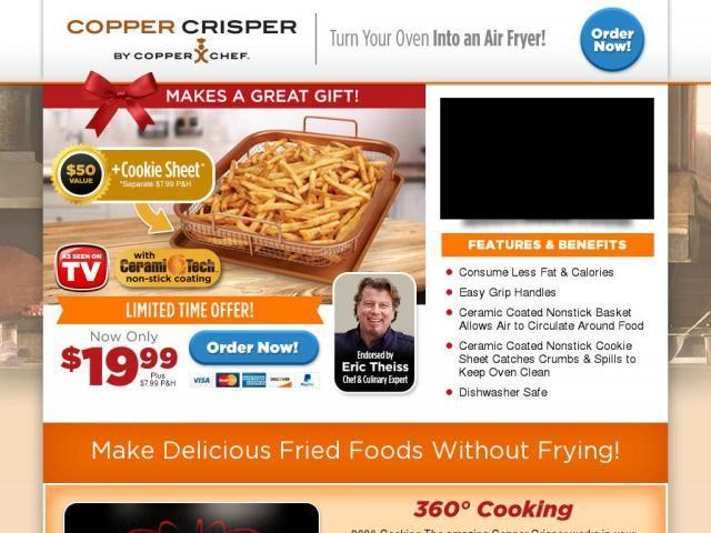 Copper Chef Crisper Reviews Too Good To Be True
