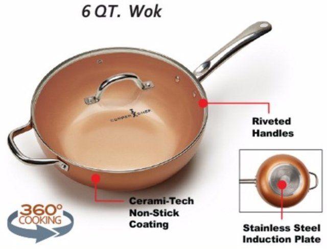 Copper Chef Wok Reviews Too Good To Be True